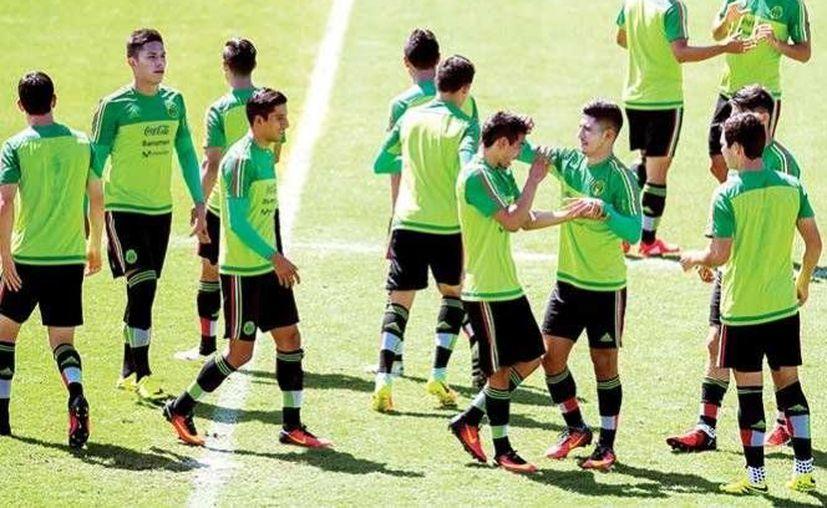 México se encuentra ubicado en el grupo 'C' junto a las selecciones de Fiji y República de Corea.(Notimex)