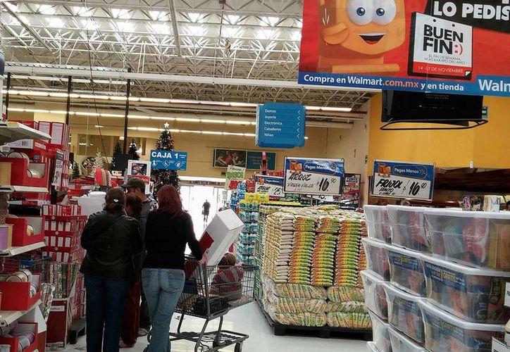 Para Walmart de México, este evento se ha convertido en una de las temporadas más significativas. (Notimex)