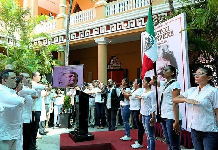 Se cumplen 12 años del fallecimiento del gobernador Víctor Cervera Pacheco.
