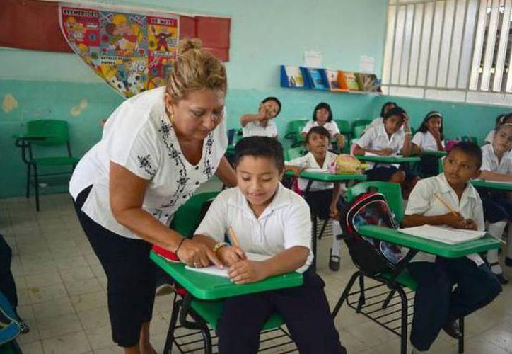 Secretaría de Educación capitalina se mantiene en coordinación con la Autoridad Federal en casos de escuelas donde se reporten daños nuevos. (SIPSE)