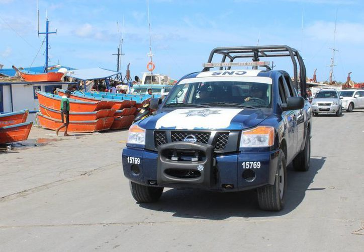 La Policía Federal aumentará los rondines de vigilancia en zonas clave del puerto. (Milenio Novedades)