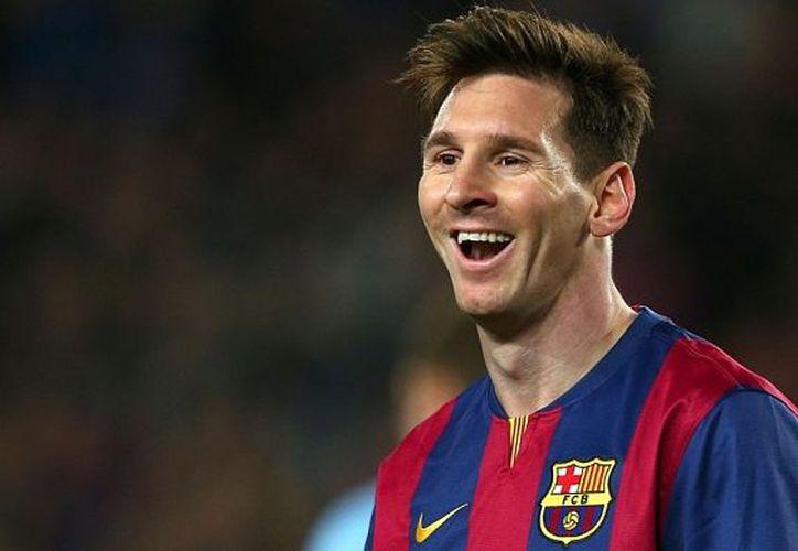 Leo Messi ya es oficialmente el ganador de la Bota de Oro 2017.(Contexto/Internet).