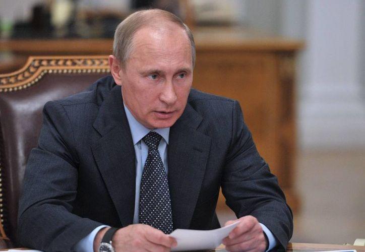 La ley fue firmada por el presidente Vladimir Putin en junio. (Agencias)