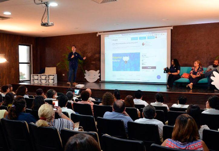Emprendedores yucatecos crearon una aplicación móvil para apoyar en la prevención del suicidio. (Milenio Novedades)