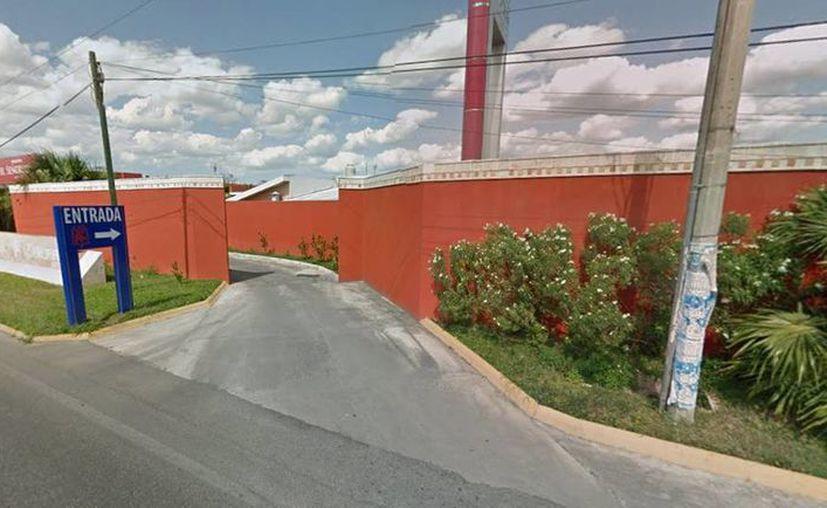 Imagen del lugar en donde un hombre de la tercera edad encontró la muerte al sostener un encuentro sexual con una pareja. (Google Maps)