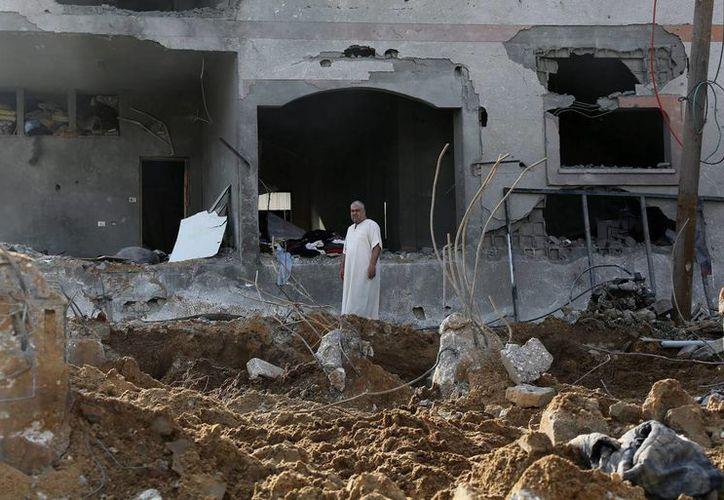 Israel advirtió que quien no preste atención a las instrucciones de evacuación pone en peligro su vida. (EFE)