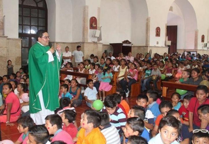 La catequesis no es una preparación hacia un sacramento, sino todo un proceso para la educación en la fe. (SIPSE)