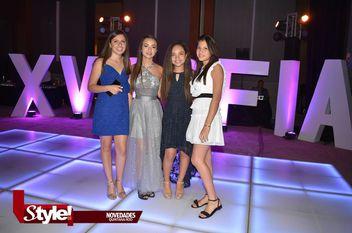 Celebra sus XV años Sofía Archundia