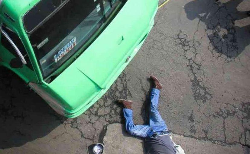 De cada 10 atropellados, ocho tienen lesiones de graves a muy graves. (Excelsior)