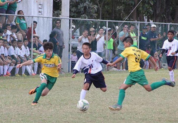 Los mejores jugadores serán seleccionados para pertenecer a la escuela de la AIFA, que tendrán sus instalaciones en la Unidad Deportiva del Sur. (SIPSE)