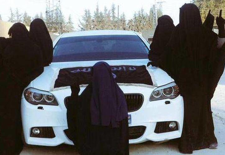 El Estado Islámico muestra que puede ofrecer una vida de lujos a sus reclutas. (Twitter)