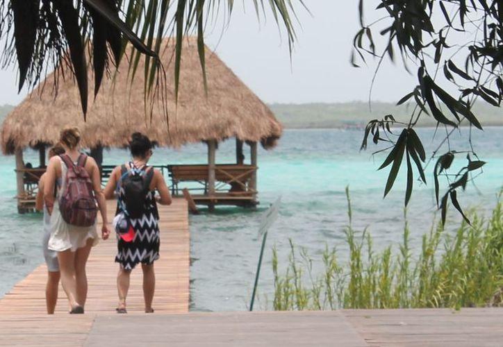 Bacalar es el único sitio que no aparece en las estadísticas de afluencia turística de Q. Roo durante el año. (Javier Ortiz/SIPSE)