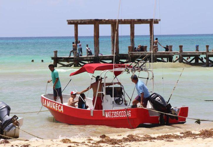 """El programa de actividades """"De vuelta al mar"""" se pospuso para el 8 de octubre. (Luis Ballesteros/SIPSE)"""