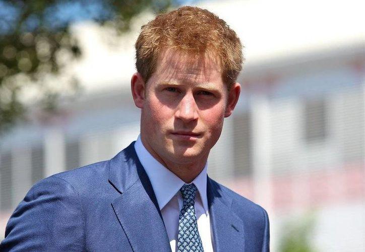 Harry participará en la carrera junto a soldados británicos heridos en combate. (jornadadiaria.com)