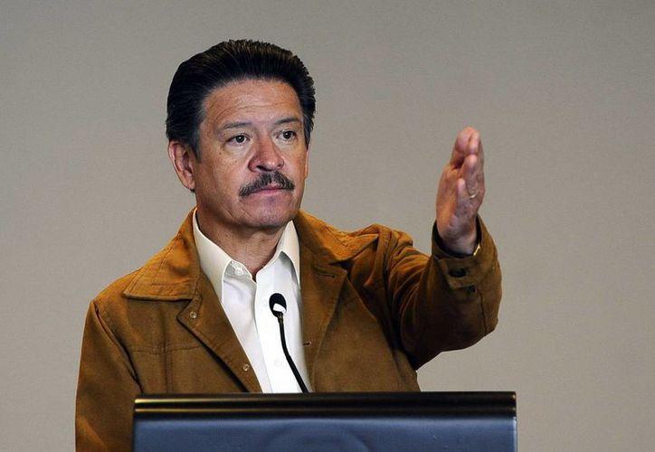 Navarrete cree que la renovación integral de la dirección del PRD debe ser ordenada. (Notimex/Foto de archivo)