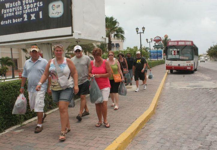 El proyecto será de gran ayuda para los turistas. (Jesús Tijerina/SIPSE)