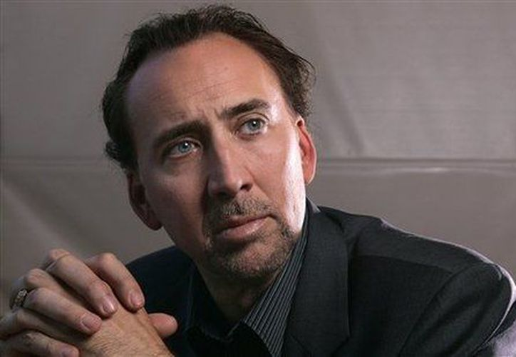 Nicolas Cage es sobrino del prestigioso director Francis Ford Coppola. (Agencias)