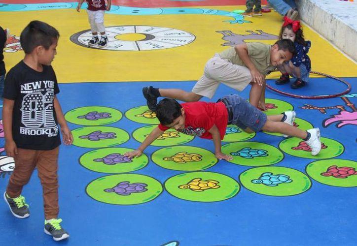 """Las niñas y niños podrán explorar su creatividad en el área infantil """"Mejen paalal"""" del Gran Museo del Mundo Maya. (Novedades Yucatán)"""