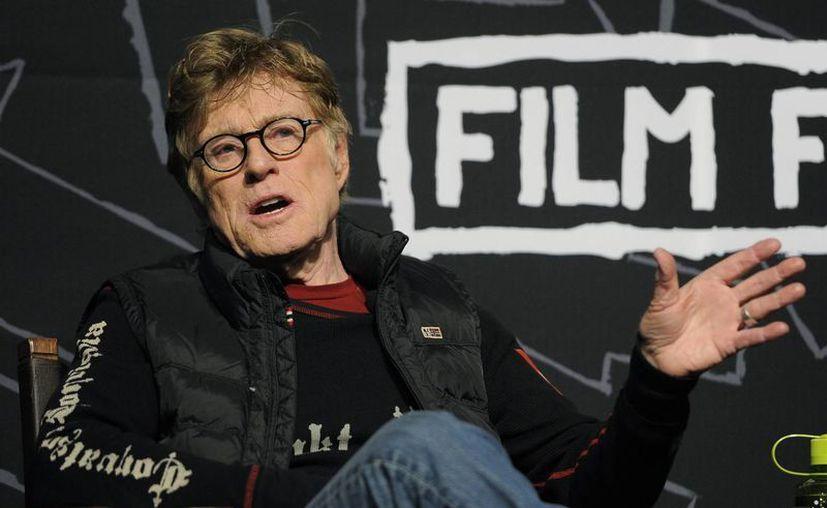 """Redford participará en el filme """"Captain America: The winter soldier"""", interpretando a un alto mando gubernamental. (Agencias)"""