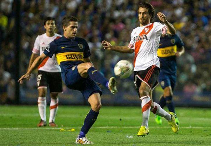 Boca y River se verán las caras en cuartos de final de la Copa Libertadores de América. (Archivo/canchallena.com.ar)