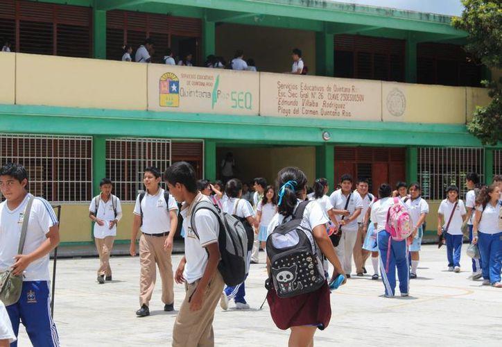 Las víctimas dijeron ya estar cansadas de sufrir acoso por parte de sus compañeros de clase o de otros salones. (Yesenia Barradas/SIPSE)