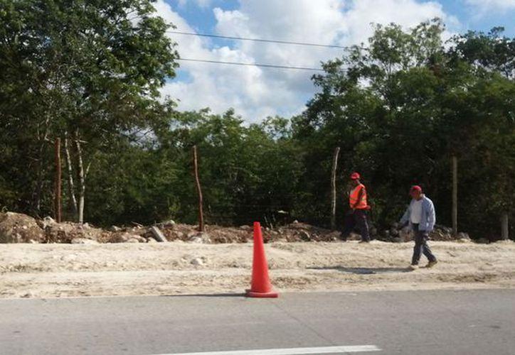 Las obras en Quintana Roo iniciarán en un año. (Sara Cauich/SIPSE)