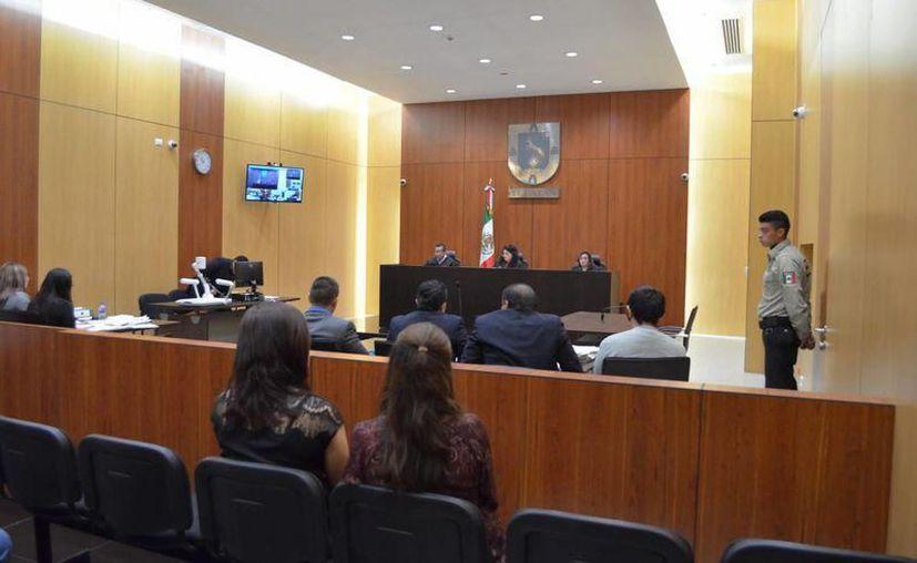 a resolución por unanimidad fue emitida por el Tribunal Primero de Juicio Oral. (Foto de contexto/Novedades Yucatán)