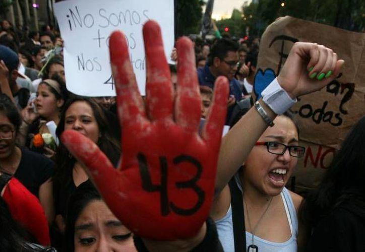 Las declaraciones que rindieron los principales presuntos responsables del caso Iguala guardan mucha similitud sobre el destino que tuvieron los estudiantes el 26 y 27 de septiembre de 2014. (Archivo/Agencias)