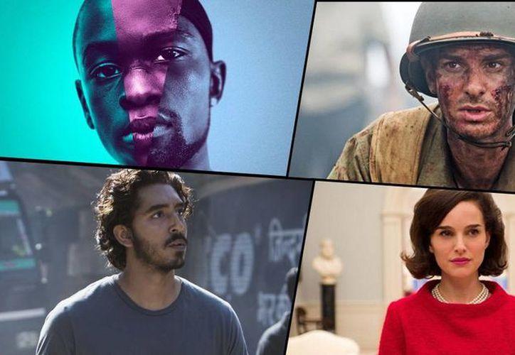 Cuatro películas nominadas al Óscar pronto estarán disponibles en Netflix. (Cine Premiere)