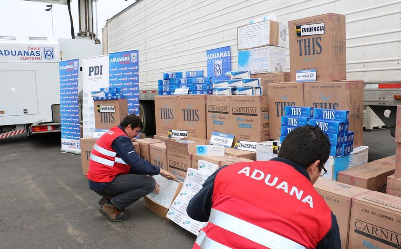 Incautan en Chile 15.000 botellas de tequila adulteradas