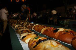 Meridanos degustan tradición de Reyes