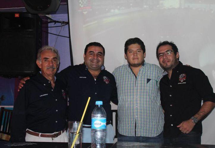 Los organizadores del serial dieron a conocer las posiciones de la clasificación general y anunciaron la próxima competencia. (Raúl Caballero/SIPSE)