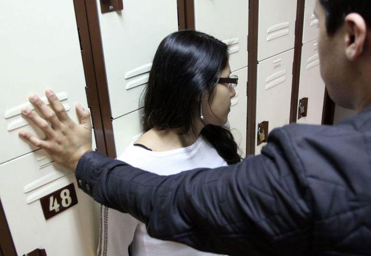 Las autoridades escolares dejaron el caso a las autoridades. (ExpokNews)