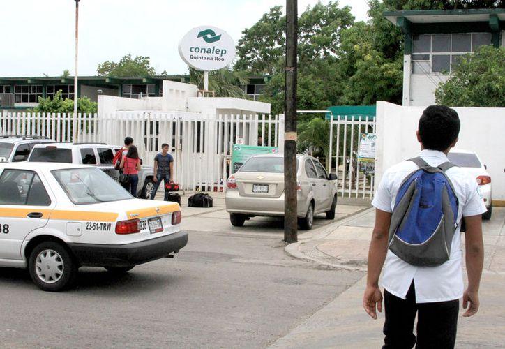 La gestión de Miguel Ángel de la Cruz Gorocica como Secretario General del Sindicato de Trabajadores Académicos duró 10 años. (Alejandra Carrión / SIPSE)