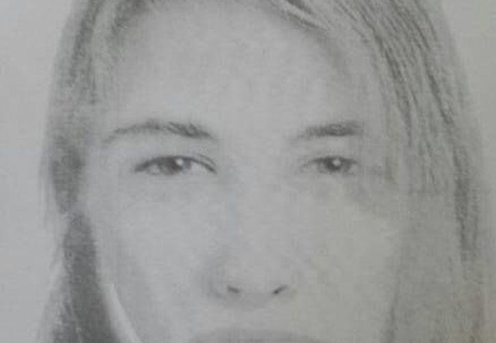 """Elementos policíacos cuentan con el retrato hablado de la presunta """"robachicos"""". (Redacción/SIPSE)"""