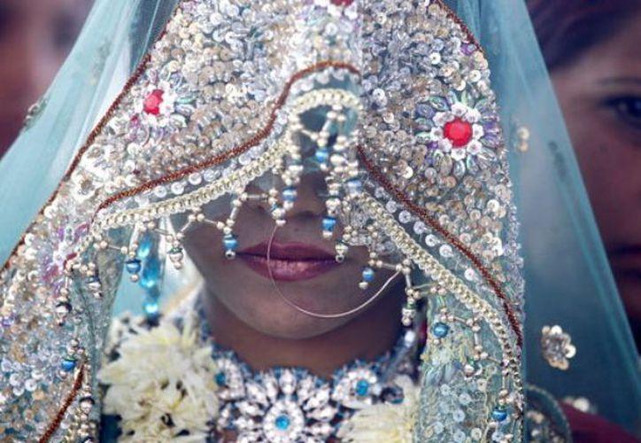El matrimonio infantil es una práctica habitual en Pakistán. (RT)