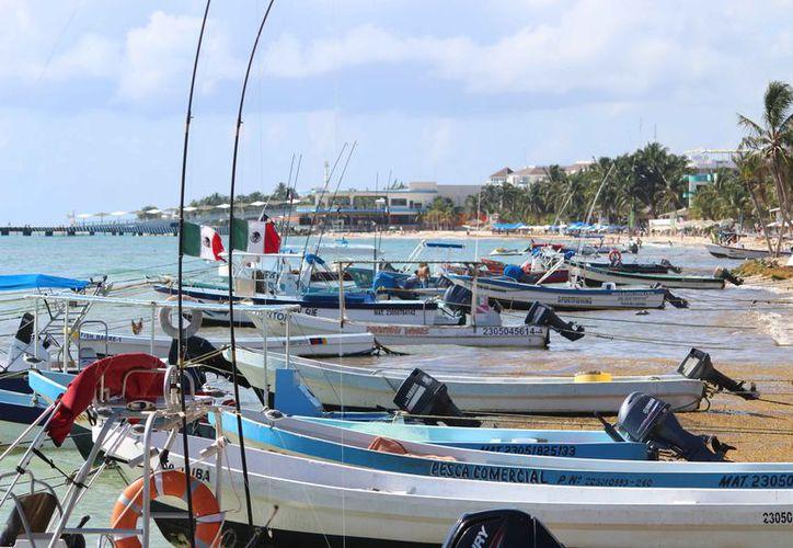 La localidad dejó la agricultura y comenzó la pesca. (Octavio Martínez/SIPSE)