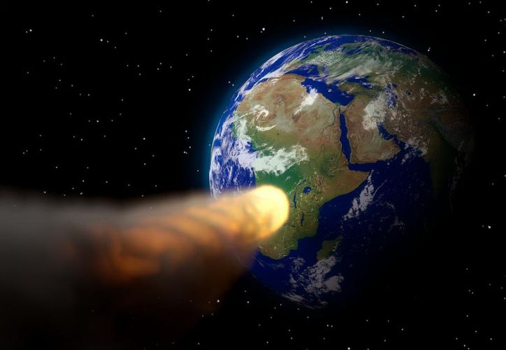 La NASA se encargó de desmentir las noticias que afirmaban que caería un meteorito a la Tierra. (Pixabay)