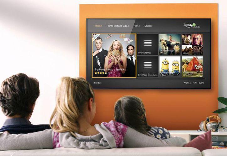 El servicio de películas Amazon Prime Video estará disponible en México, a partir de este miércoles 14 de diciembre.(Amazon)