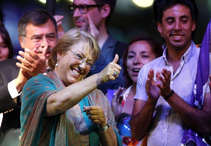 Bachellet va por su segunda presidencia de Chile, con mayor preparación y visión de Estado. (Agencias)