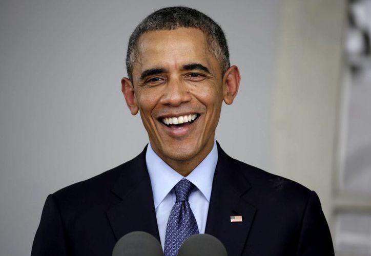 A Obama le quedan dos años al frente de la economía más poderosa del planeta. (EFE)