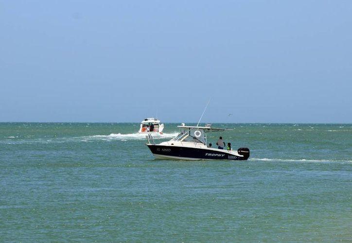 Señalan que las embarcaciones recreativas contaminan. (Milenio Novedades)