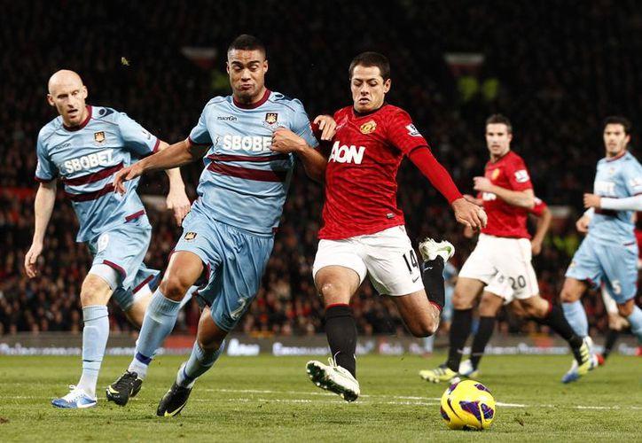 Hernández  es el único que promedia un gol cada menos de 90 minutos. (Foto: Agencias)