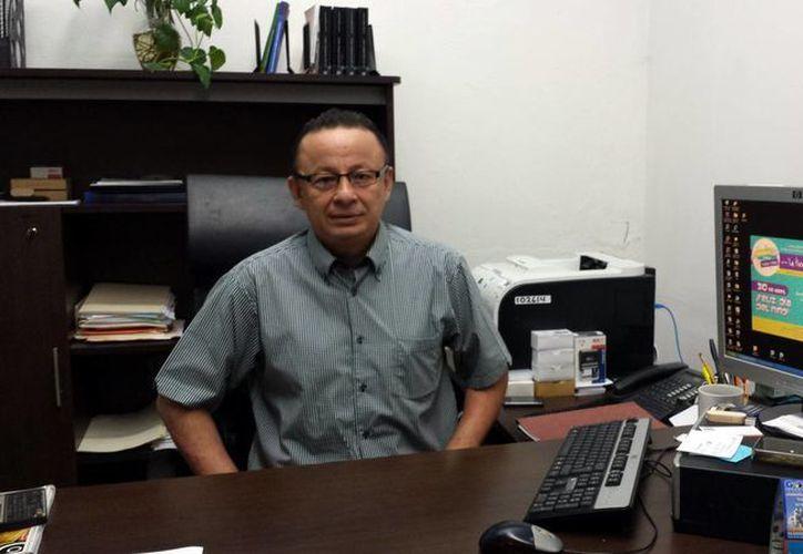 Jorge Humberto Díaz Velázquez, subdirector de Promoción Económica, informó que esta nueva modalidad ha permitido evitar las tramitologías, gastos extra y ahorrar horas hombre. (Milenio Novedades)