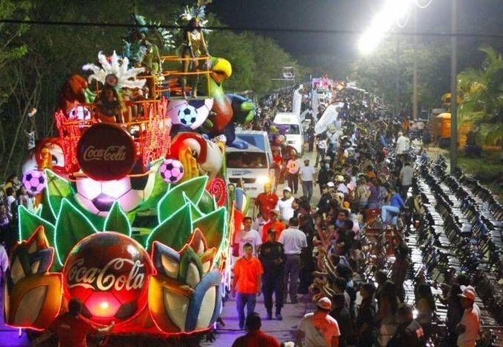 700 elementos de las Secretaría de Seguridad Pública y 250 de la Policía Municipal participarán el operativo del Carnaval 2017. (Milenio Novedades)