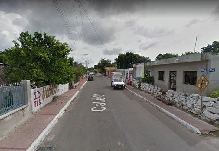 La trágica historia se presentó en Dzununcán, comisaría ubicada en el sur de Mérida. (Google Maps)