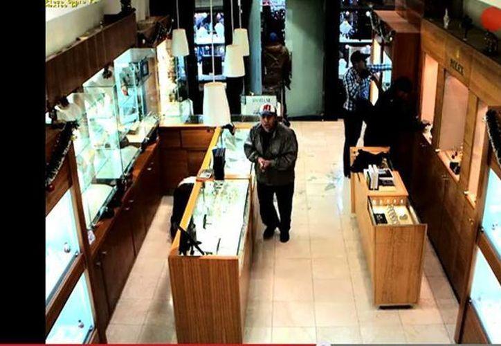 La Procuraduría capitalina indicó que se han capturado a once delincuentes vinculados a robos en lujosos centros comerciales. (Archivo/SIPSE)