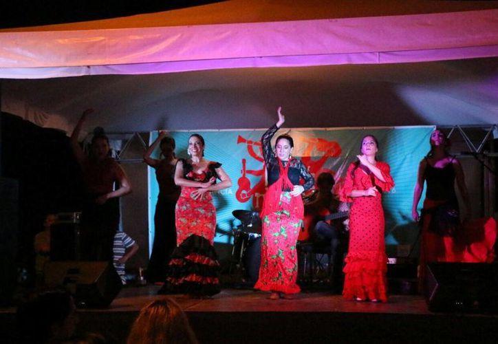 La Fiesta de la Música 2016 de Alianza Francesa de Mérida llegó a su fin la noche de este martes. (José Acosta/ Milenio Novedades)