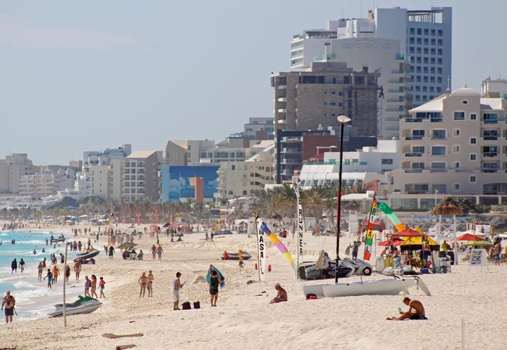 Los destinos turísticos del estado requieren de recursos para competir contra sus rivales del Caribe. (Paola Chiomante/SIPSE)