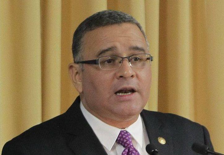 Funes aclaró que no existe ningún distanciamiento con el legislador estadounidense como lo que hace creer la derecha de este país. (Archivo/EFE)